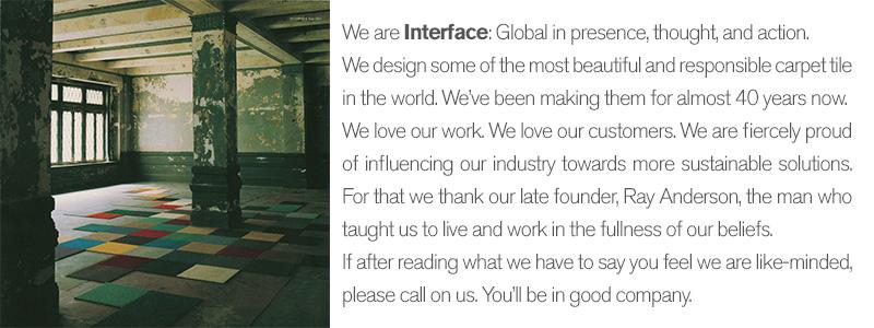 Interface Asia Company Profile