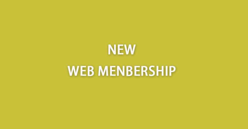 WEB会員制度のご紹介