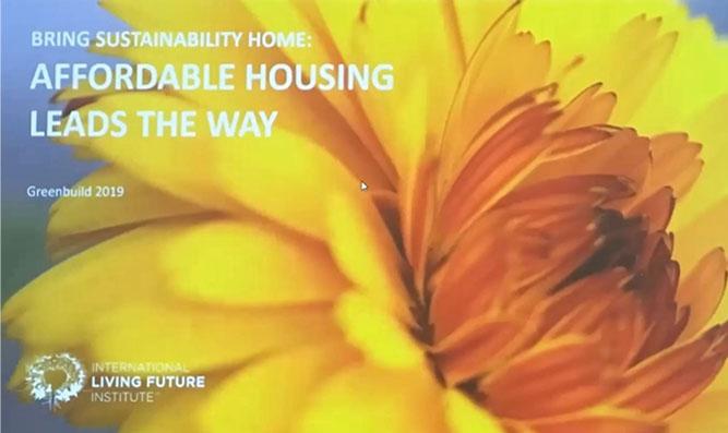 アフォーダブル住宅 米Housing Hope社の取組み等を紹介