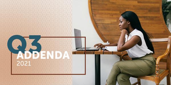 2021年第3四半期のアジェンダにおけるWELLの主な強化点について