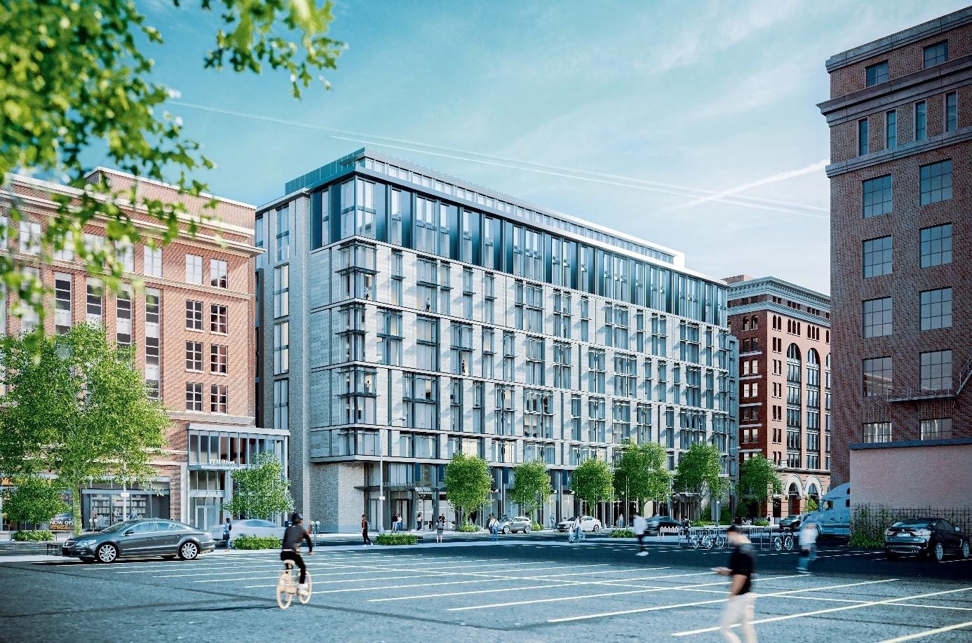 建物の構造で環境にやさしい都市を作る