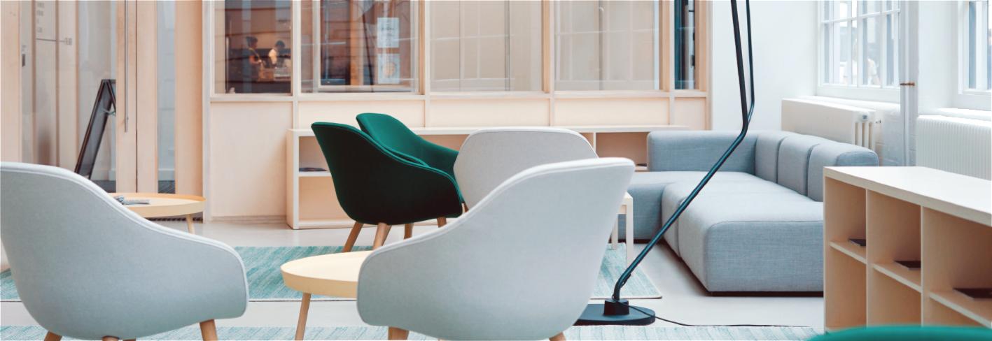LEED v4.1 (USGBC ロサンゼルス) 用のオフィス家具の選択