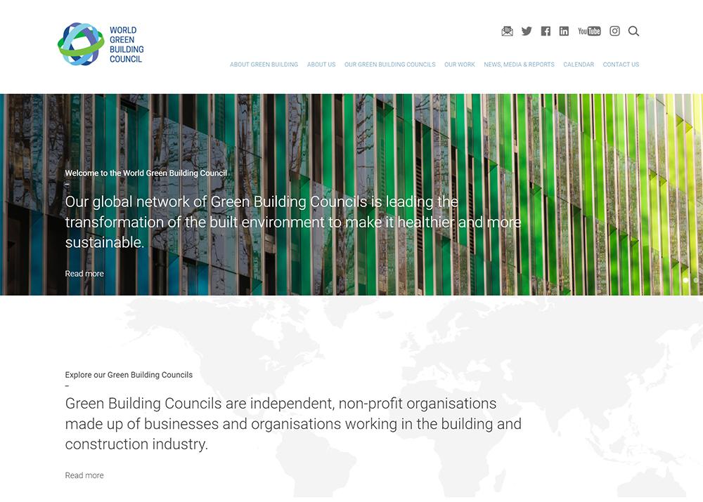 GBJは、World Green Building Councilメンバーとなりました
